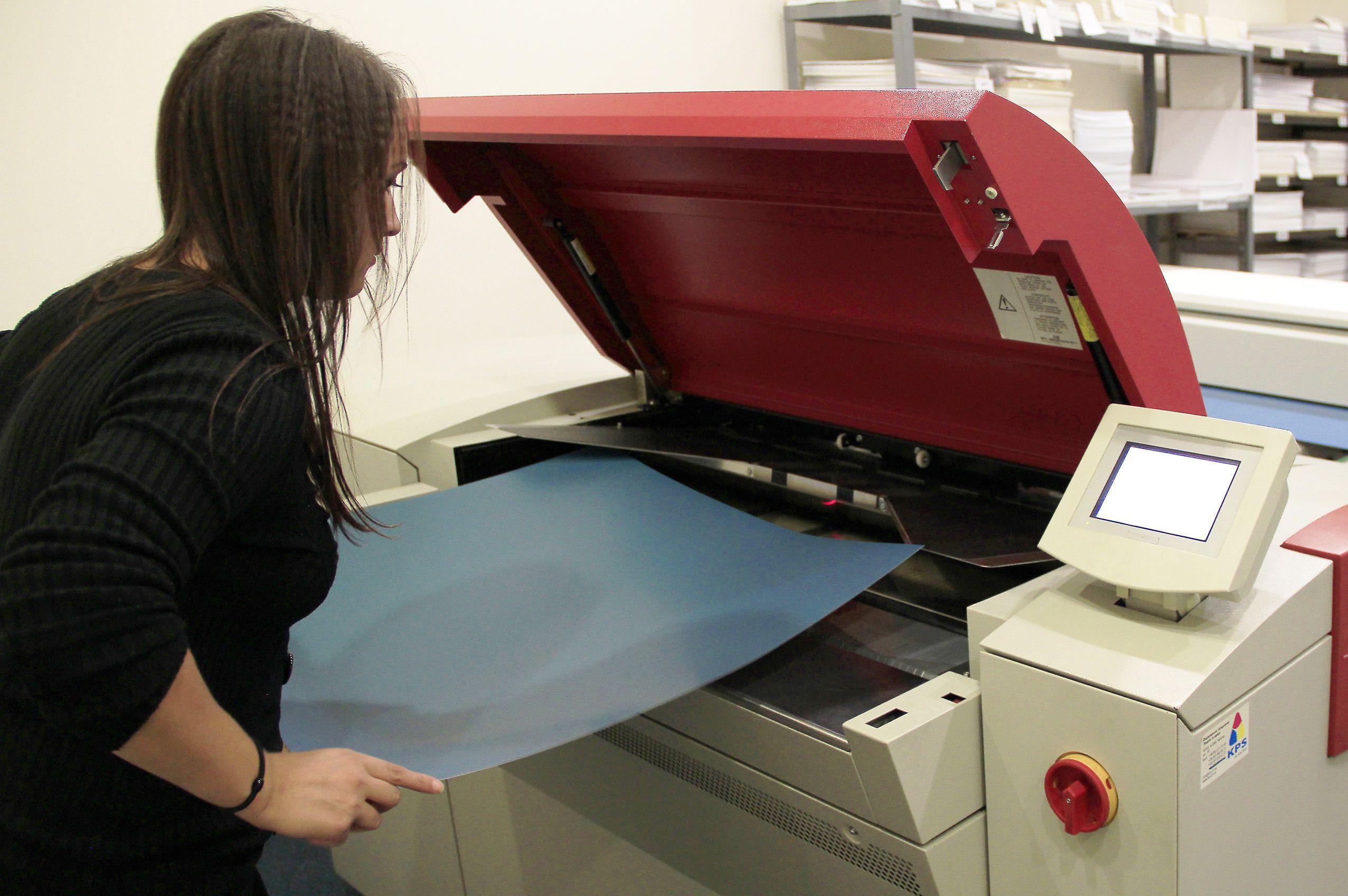 оборудование для выведения печатных форм дизайн принт Украина